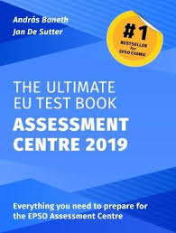 The Ultimate EU test Book Assessment Centre 2019