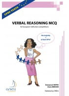 Book Verbal Reasoning MSQ - 2019 Edition