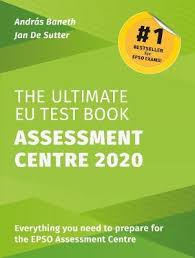 The Ultimate EU Test Book Assessment Centre 2020