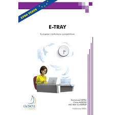 Book E-Tray ( For EU institutions competitions )