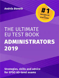 The Ultimate EU Test Book. Administrators 2019