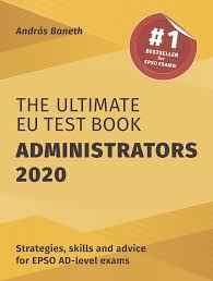 The Ultimate EU Test Book Administrators 2020