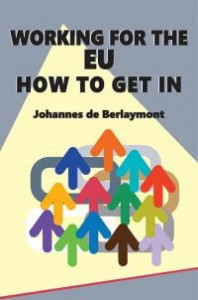 Working for the EU: How to Get In