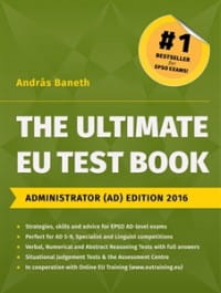 EPSO - The Ultimate EU Test Book. Administrator (AD) Edition 2016