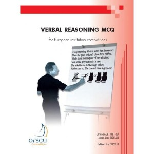 Verbal Reasoning MCQ (Eng.) 2012